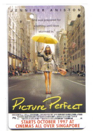 Perfect Picture (mint) Transport Card - Limited Edition