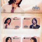 Ekin cheng Phonecard (mint) Full set