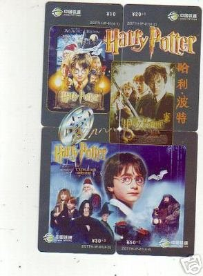 Harry Porter set 1