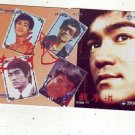 Bruce Lee phonecard set 1 (4pcs)