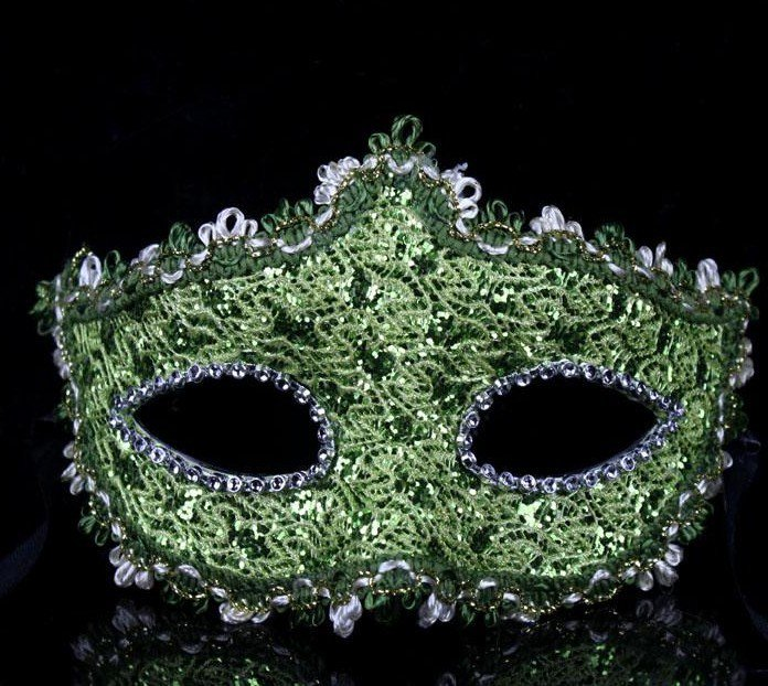 Party Mask Venetian Masquerade mask  100pcs