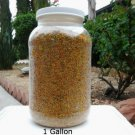 1 Gallon 100% PURE NATURAL BEE POLLEN GRANULES