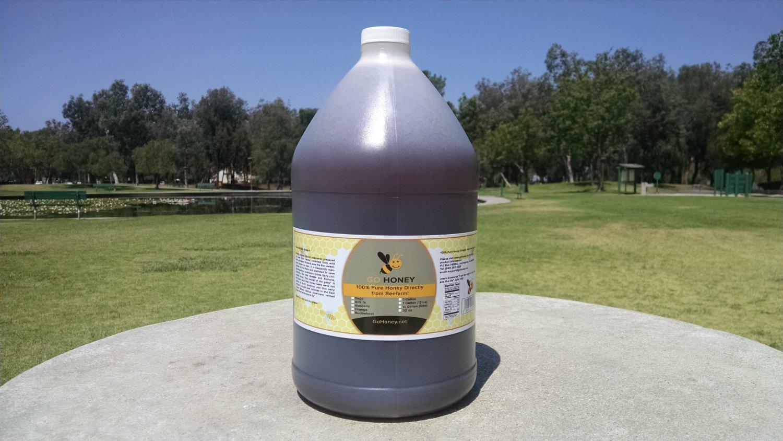 12 lbs (1 Gallon) 100% Pure Alfalfa Honey
