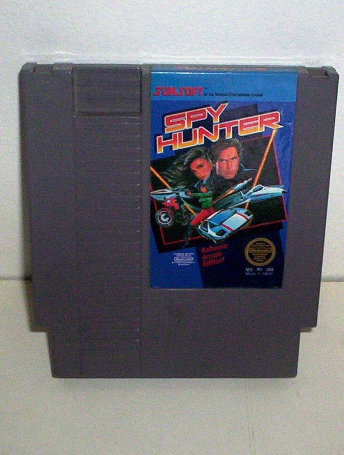 Spy Hunter (Nintendo 8-bit)