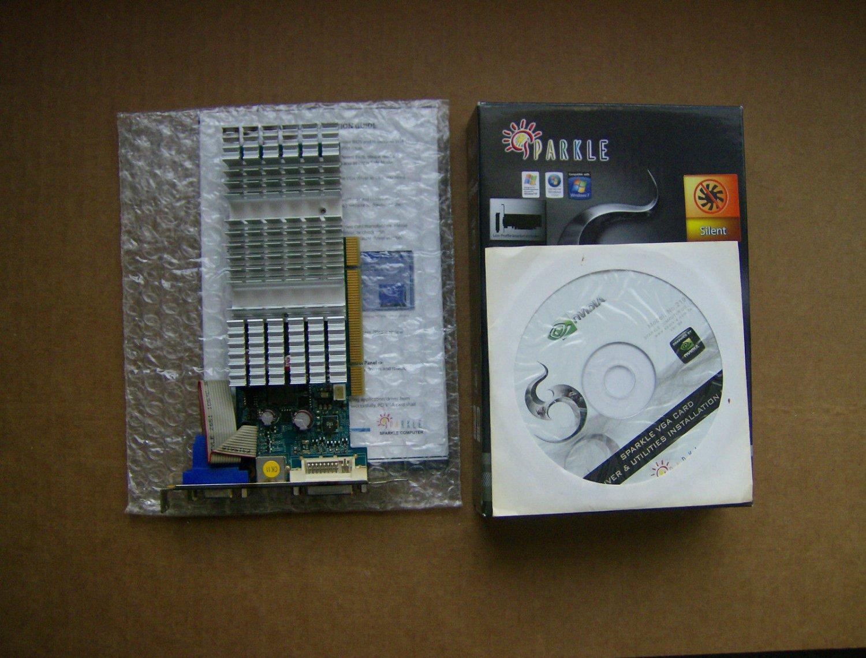 Nvidia Sparkle Geforce 9400 GT 1024MB DDR2 Video Card