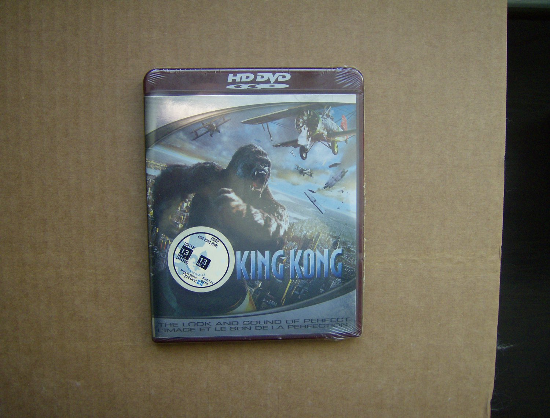 King Kong [HD DVD] (2005)