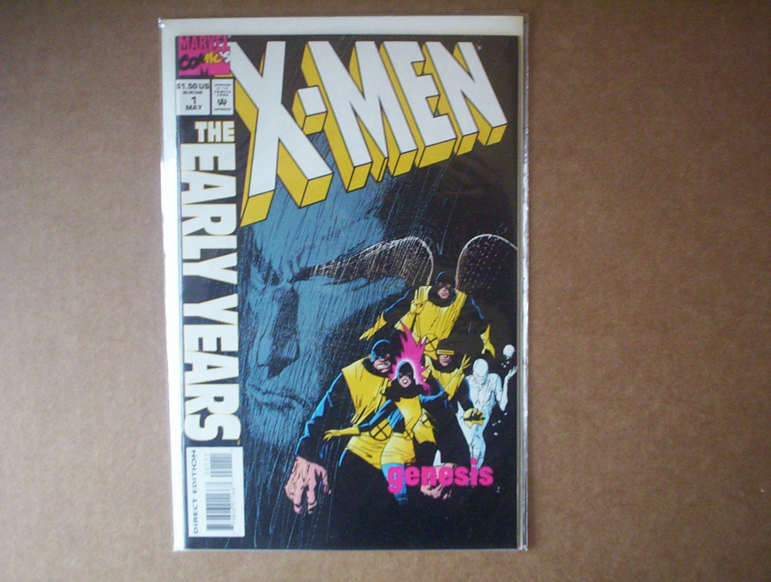 """X-Men """"The Early Years"""" #1"""