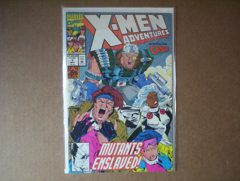 X-men Adventures Season 1 #7