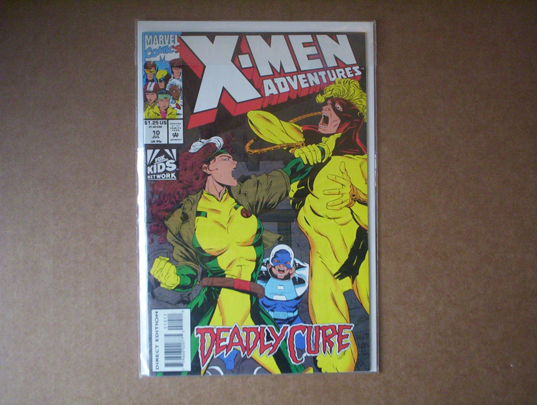 X-Men Adventures Season 1 #10