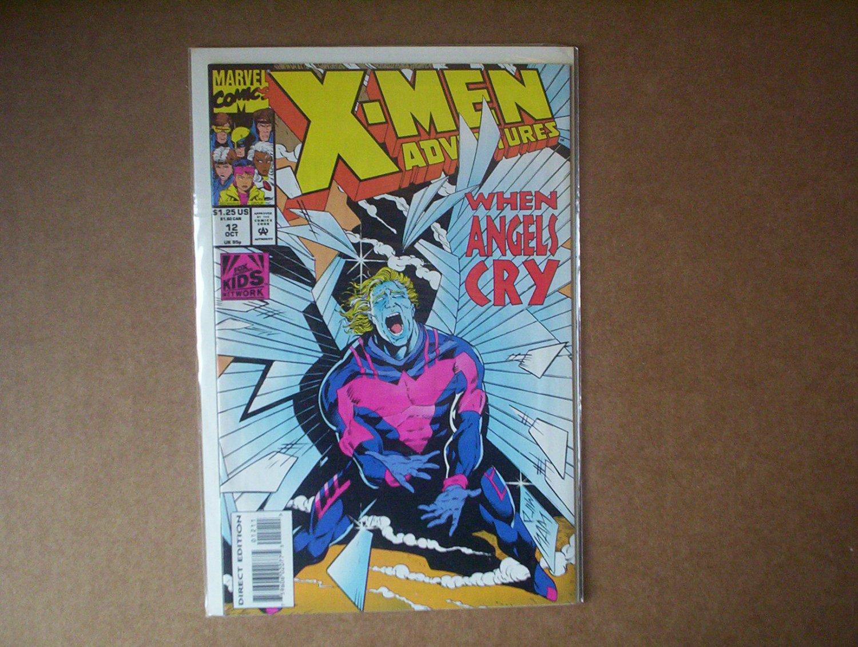 X-Men Adventures Season 1 #12