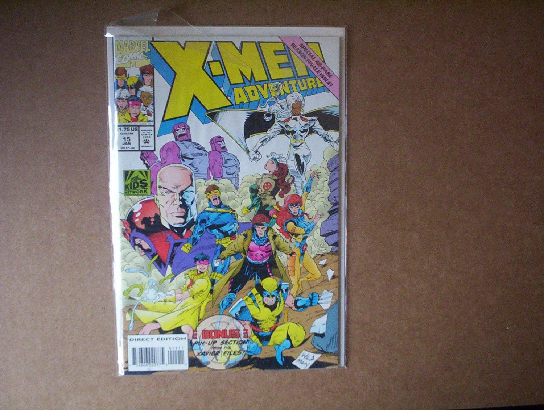 X-men Advenures Season 1 #15