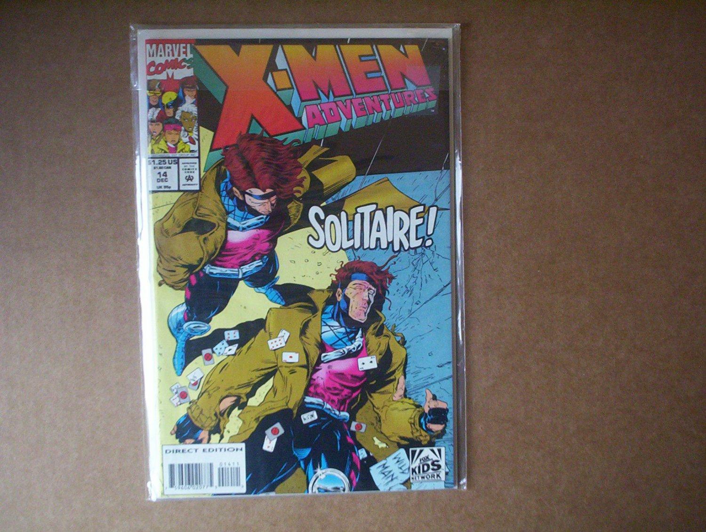 X-men Adventures Season 1 #14