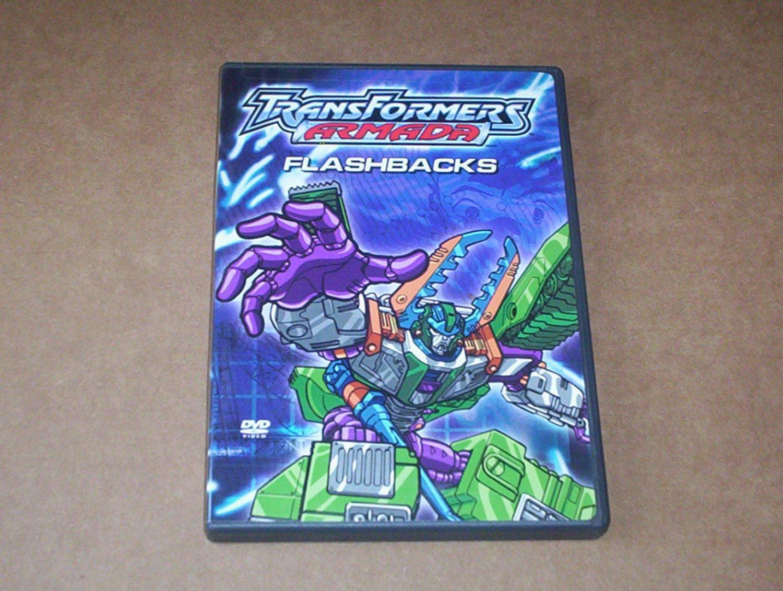 Transformers Armada Flashbacks