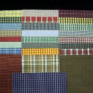 Plaid Squares - 100% Cotton