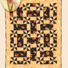 Quilt in a Day Quilt Pattern Pinwheels & Rectangles Eleanor Burns Store Stock