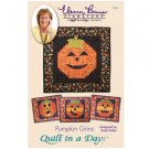 Quilt in a Day Pattern Pumpkin Grins Eleanor Burns New Store Stock