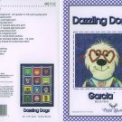 AMY BRADLEY DAZZLING DOGS QUILT KIT GARCIA FABRIC FUSIBLE EMBELLISHMENTS MORE