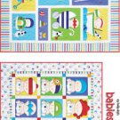 Amy Bradley Designs Applique Pattern Babies Full Size Quilt Pattern Two Styles