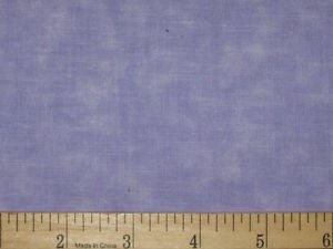 One Yard Cotton Quilt Fabric BLENDER 0402 Lilac MOTTLED Tonal cotton BTY