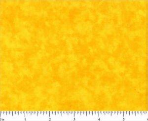FIVE INCH Quilt Charms SQUARES 4 DOZEN BLENDER 0503 Goldenrod Tonal MOTTLED