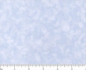 FIVE INCH SQUARES Quilt Charms one DOZEN BLENDER 0201 skyway blue MOTTLED tonal