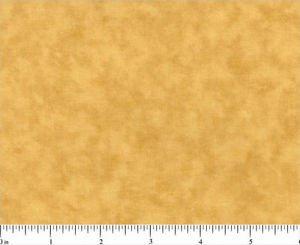 FIVE INCH SQUARES 4 DOZEN BLENDER 0708 Amber Gold MOTTLED SANTEE PRINT WORKS