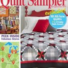 Better Homes And Gardens Quilt Sampler Magazine Issue 62 Spring/Summer 2016