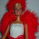 Doll Angel Wings - Red - ready to ship