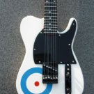 RGM60 Pete Townshend The Who Target Miniature Guitar