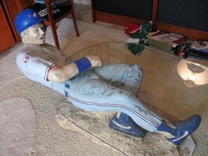 One Of A Kind!!! Baseball Collectors Item! Montreal Expos