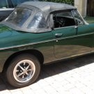 British Racing Green 1976 MGB Limited Edition