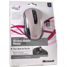 Microsoft 4000 4-Button Wireless BlueTrack Scroll Mouse w/Nano Transceiver