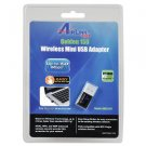 AirLink 101 Golden 150 AWLL5077 150Mbps Wireless-N USB 2.0 Mini Adapter