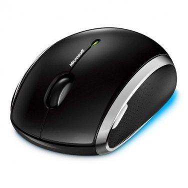 Microsoft Wireless Mobile Mouse 6000 - Black