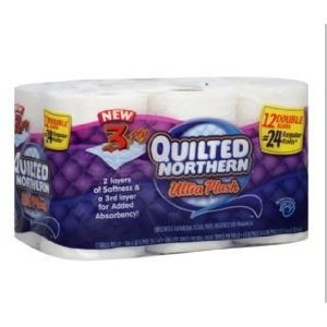 5 FREE QUILTED NORTHREN BATH TISSUE $14.00 COUPONS EXP 12/31/12