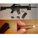 Airsoft M16 CARTRIDGE-EJECTING Airsoft Gun!!
