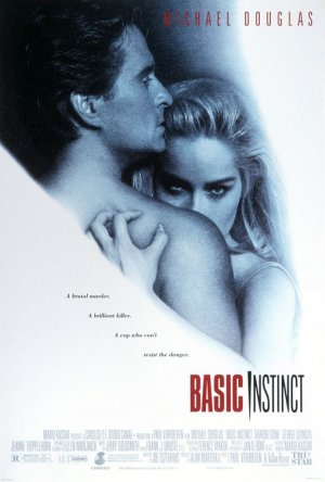 Basic Instinct (1992) movie poster