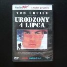 BORN ON THE FOURTH OF JULY TOM CRUISE POLISH LANGUAGE DVD