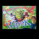 RUSSIAN LANGUAGE SHREK ADVENTURE DICE BASED BOARD GAME