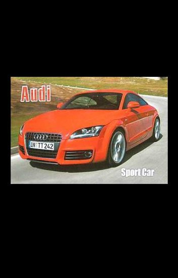 AUDI SPORTS CAR RUSSIAN LANGUAGE CALENDAR BOOKMARK 2008