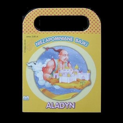 ALADIN POLISH LANGUAGE CHILDRENS CARRY HANDLE BOOK