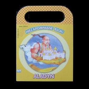 ALADIN POLISH LANGUAGE CHILDRENS CARRY HANDLE BOOK