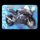 BMW S1000 R MOTORBIKE  RUSSIAN LANGUAGE CALENDAR BOOKMARK 2009