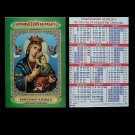EASTERN ORTHODOX CHURCH  RUSSIAN LANGUAGE CALENDAR BOOKMARKS CARDS 2009