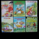 THE TOY SOLDIER COLLECTION SIX UKRAINIAN LANGUAGE CHILDRENS STORY BOOKS