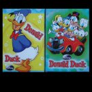 DONALD DUCK RUSSIAN LANGUAGE CHILDRENS PACK OF PLAYING CARDS