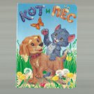 CAT AND DOG RUSSIAN LANGUAGE POCKET SIZE YOUNG CHILDRENS LEARNING BOOK
