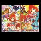 WINX CLUB RUSSIAN LANGUAGE CHILDRENS PACK OF PLAYING CARDS