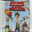 CLOUDY WITH A CHANCE OF MEATBALLS RUSSIAN LANGUAGE PC COMPUTER GAME