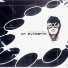 12 MOONS SOLID STATE RARE GREEK GREECE PSY-TRANCE CD